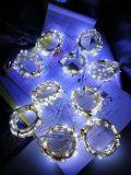[2م] [20لدس] [كبّر وير] [3ا] بطّاريّة - يزوّد [سترّي] ساحر خيط أضواء لأنّ عيد ميلاد المسيح سنة جديدة
