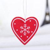 Coche de Navidad papel Wholesales aire refrescador de aire Home refrescador de papel (YB-AF-444)