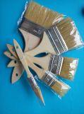 Чистый щетиной 2'' FRP инструменты щетки с деревянной ручкой