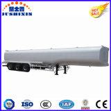Adr Gediplomeerde Q345 42000 Van het Koolstofstaal van de Brandstof Liter van de Aanhangwagen van de Tank
