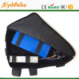 48V 11AH Samsung Triângulo de marca e Bike Bateria de Lítio Recarregável
