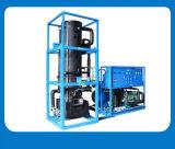 Industrielle Block-/Flocken-/Gefäß-Eis-Hersteller-/Speiseeiszubereitung-Maschine für Abkühlung