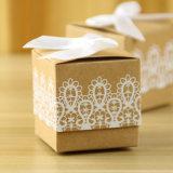 Zak van de Gift van Drawstring van de Grootte van Wholesales van de fabriek de Grote of Kleine Rekupereerbare