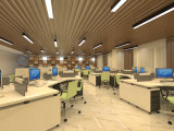 알루미늄 단면도 현대 사무실 LED 늘어진 선형 빛 (LT-65150)