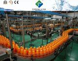 Compléter la ligne de la machine de remplissage chaude de vente pour le jus frais