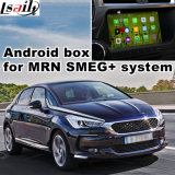 Androider GPS-Navigations-Kasten für Systems-Video-Schnittstelle Citroen-Ds5 Smeg+