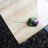 Grau glasig-glänzende glatte Polierporzellan-Fußboden-Fliese für gewerbliche Nutzung (SD6003)