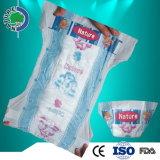 Baixo preço tecido do bebê do preço de fábrica da higiene do tamanho da classe um grande