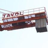 Fabricant Chinois de grue à tour de 10t Qtz Kits160-6516 Top Grue à tour