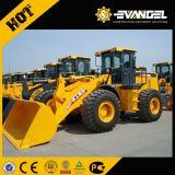 Alta calidad Liugong Clg856 cargador de la rueda de 5 toneladas