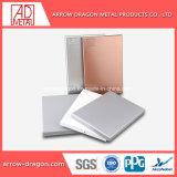 Порошковое покрытие высокой прочности Anti-Seismic металлическая оболочка панелей для шторки стены/ фасадом/ оболочка