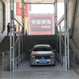 3m 3t de Lift van de Vracht voor Pakhuis