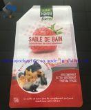 Fastfood- Tülle-Beutel für Pelzsorgfalt-Produkt 1kg
