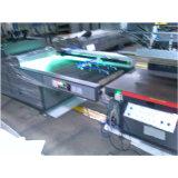 Tipo obliquo stampatrice dello schermo piano e macchina di trattamento UV del braccio Tam-Z1