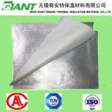 Стекловолоконной ткани алюминия тепловой отражающей фольги короткого замыкания тканью