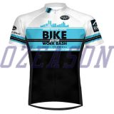 Cheap Wholesale Sublimated TEAM Sky Shorts Sleeve Men' S Cycling Jersey