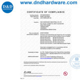 Dobradiça de canto para portas com certificado pela UL