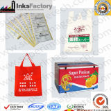 Água - tinta de impressão baseada de Flexo para Plastic/PE/PVC/PP/HDPE/Pet/Nylon