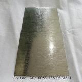 浮彫りになる201 304 316 430または台所使用のための粗かったステンレス鋼シート