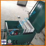 Bewegliche Druck-Öl-Filtration-Maschine der Platten-Ly-150