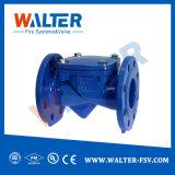 Unidirecional de ferro fundido da válvula de retenção de giro para sistema de água