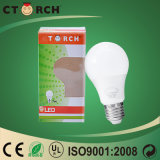Bulbo 7W de la luz de bulbo del LED Ctorch LED LED E27 con Ce