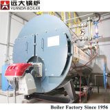 高く効率的なオイルのガス燃焼の蒸気および熱湯ボイラー
