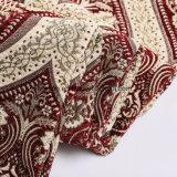 Tela pesada grossa da cortina do estilo de Médio Oriente da tela de Chenille