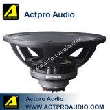 L'Audio professionnel 15'' Enceinte en néodyme haute puissance PA Haut-parleur caisson de basses