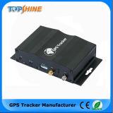 4 perseguidor de múltiples funciones del GPS del vehículo de la cámara RFID del sensor del combustible