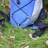 Sac à dos sportif d'hydratation de vente chaude, sac de recyclage fait sur commande de sport