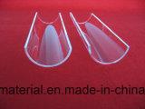 Effacer l'Arc à fusible de la plaque de verre de quartz Feuille pour séchage UV