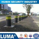安全のための自動遠隔道路交通の油圧ボラード