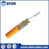 Câble de fibre optique de la jupe G657A1 A2 de Dac pp avec la résistance élevée d'écrasement