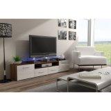 Weißer eleganter Wohnzimmer-Möbel Fernsehapparat-Standplatz-heißer Verkauf