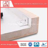 Placage de marbre pierre ignifugé aluminium Panneaux d'Honeycomb pour plafonds/ soffite