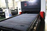 Máquinas de estaca do laser da fibra no aço de carbono com baixo preço