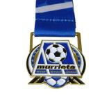 Модные индивидуальные металлические футбол Award спорта медаль для занятий спортом