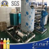 Machine de remplissage de l'eau automatique par gaz