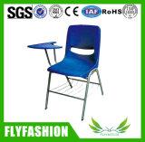 メモ帳Sf-26fが付いている熱い販売訓練の椅子のプラスチック椅子