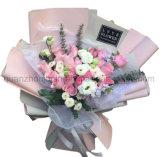 Freundliches buntes Blumen-Geschenk-verpackenpapier Soem-Eco