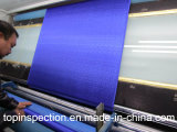 Qualitätskontrolle-Inspektion für gesponnenes Gewebe, Knit-Gewebe