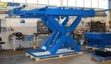 Hidráulicos verticales de Marco Scissor el vector de elevación con la plataforma extensible