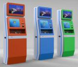 18.5/22/32/43/49/55/65infrared接触よいキオスクが付いている多機能のタッチ画面のビルの支払のキオスク