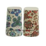 작풍 Custome 절묘한 창조적인 유행 사각 모양 대나무 섬유 커피잔