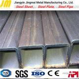 Galvanisiertes geschweißtes quadratisches Stahlgefäß, 100*200*3.5mm