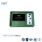 Analyseur souterrain ultrasonique de fuite de l'eau du détecteur de fuite de pipe du travail 5m Pqwt-Cl700