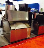 1000kgs de Machine van het Ijs van de schaal voor Voedsel frisser wordt