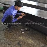 Плита пластичной прессформы 1.2083 блоков посторонних данных 420 стальная
