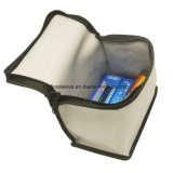 Fibra de Vidrio resistente al calor de la bolsa de almacenamiento efectivo ignífugo